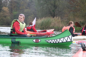 14 canoe Olawa