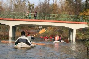 22 kajaki rzeka Olawa
