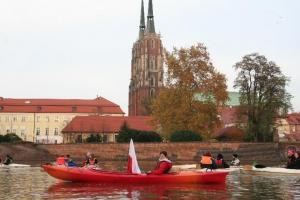 27 kajaki Wroclaw katedra