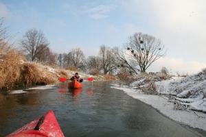 Zimowa Widawa Kajaki IMG_0671