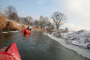Zimowa Widawa Kajaki IMG_0672