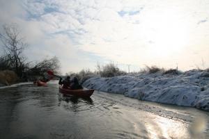 Zimowa Widawa Kajaki IMG_0692