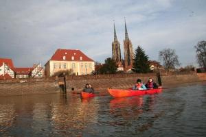 Kajaki Wroclaw Odra 11