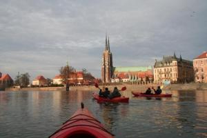 Kajaki Wroclaw Odra 18