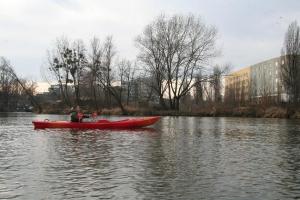 Kajaki Wroclaw Odra 20