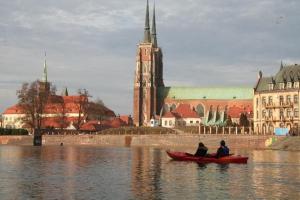 Kajaki Wroclaw Odra 21